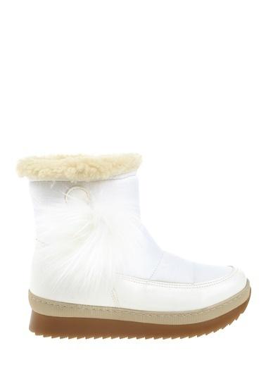 Derigo Yağmur Çizmesi Beyaz